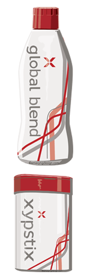 GlobalBlend-Xypstix Nutrition & Fat Burner Supplements