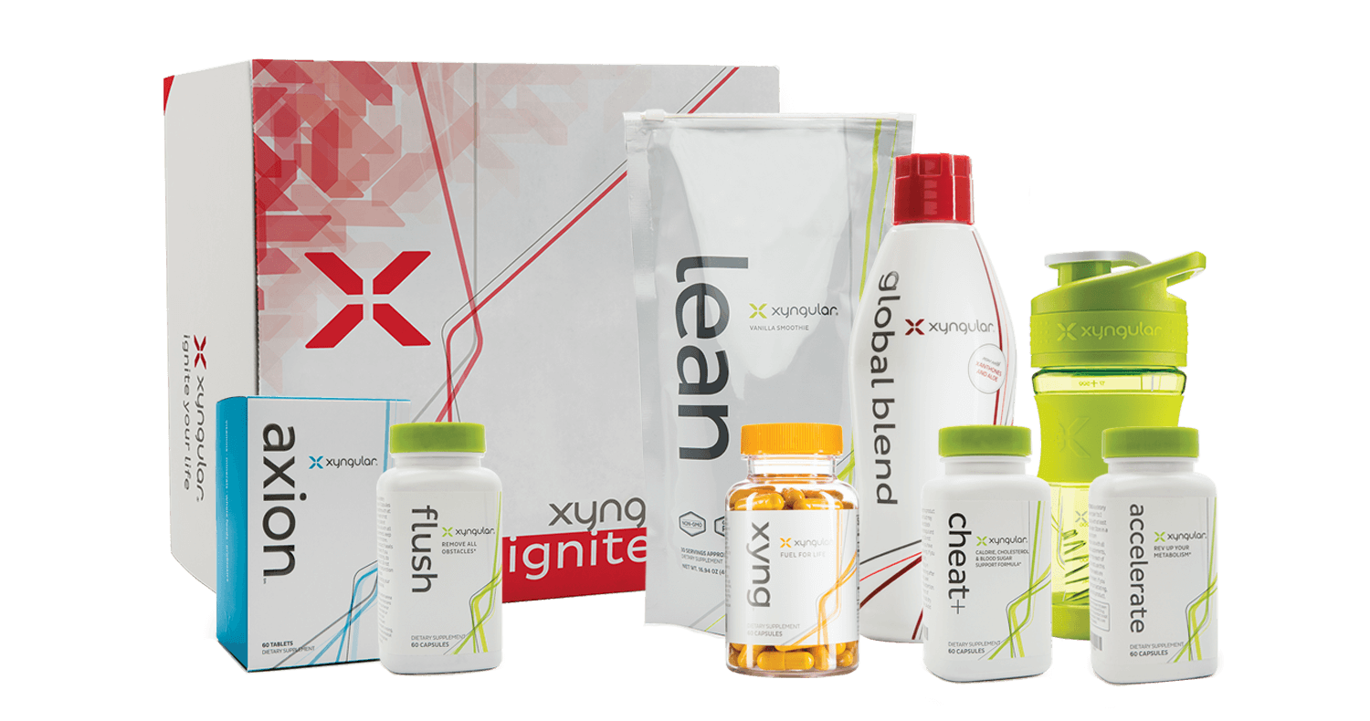 Ignite Kit - Lose Weight Fast